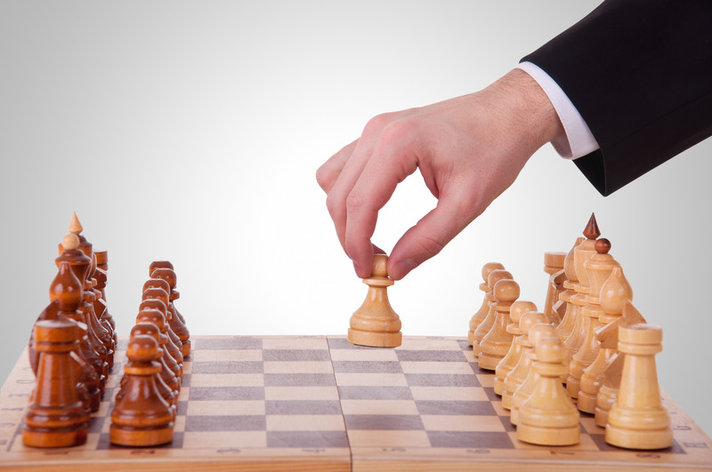 Trademark Strategy Is Not A Game