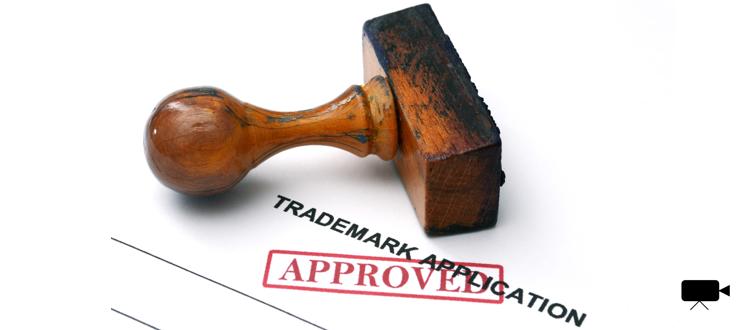 Trademark attorney files a trademark application