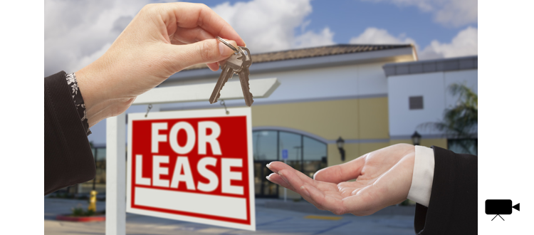 Business attorney reviews commercial leases