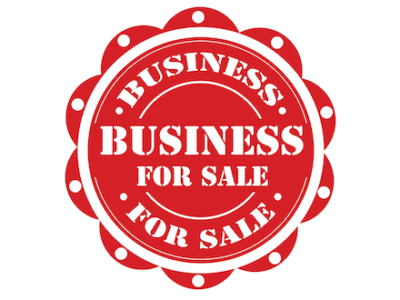Stamp: Company for Sale