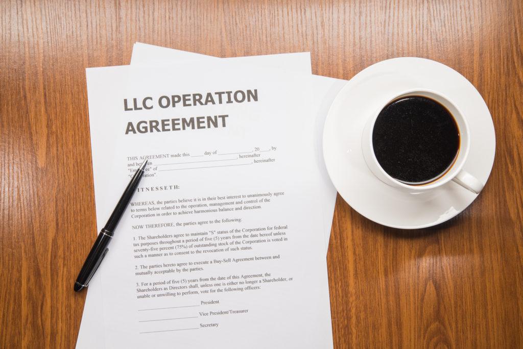 Virginia LLC Formation document