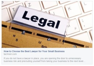 How to Choose the Best Lawyer for Your Small Business