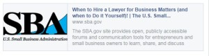 When to Hire a Lawyer for Business Matters (and when to Do it Yourself)!