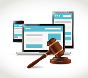 website legal issues